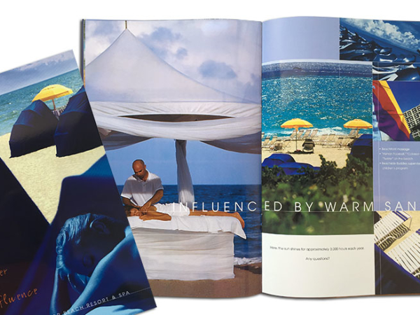 Marriott Harbor Beach Marketing brochure