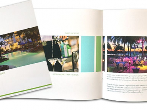 Marriott Aruba brochure